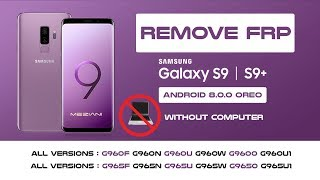 Bypass Google Account SAMSUNG GALAXY A6 (SM-A600FN) Android