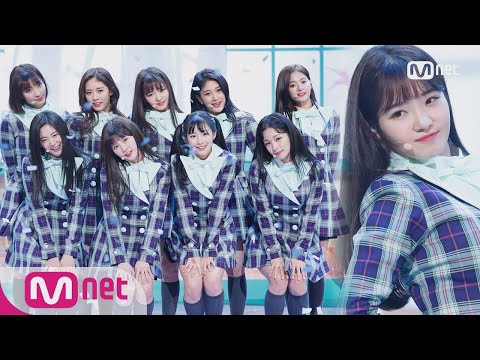 [fromis_9 - To Heart] Debut Stage |   M COUNTDOWN 180125 EP.555