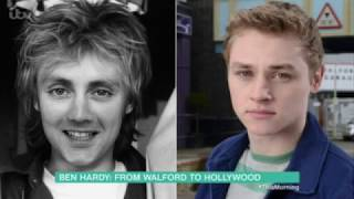 Ben Hardy on playing Roger Taylor in Bohemian Rhapsody 25042018