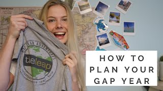 HOW TO PLAN A GAP YEAR/SOLO TRAVEL/SAVING MONEY