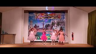 Barbie Dance (Our Cutie Pies)   Friends of Crewe (FOC)   X'mas & New Year Celebration 2018-19