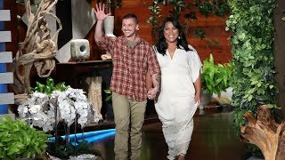 Ellen Chats with Transgender Military Couple Logan & Laila Ireland