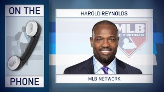 Harold Reynolds Talks Yanks/Red Sox, Astros, Dodgers & More w/Rich Eisen | Full Interview | 10/9/18