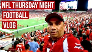 Thursday Night Football 🏈 Vlog | Falcons - Bucs