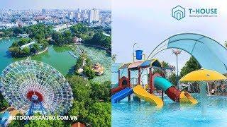 Tham Quan Công Viên Văn Hoá Đầm Sen - Dam Sen park