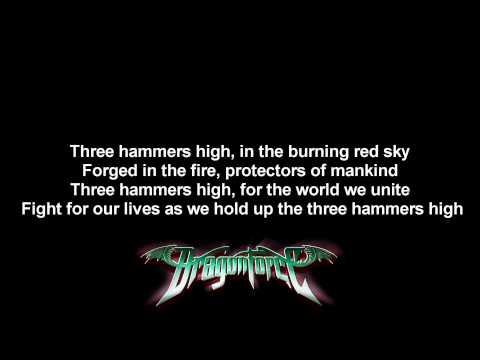 Three Hammers