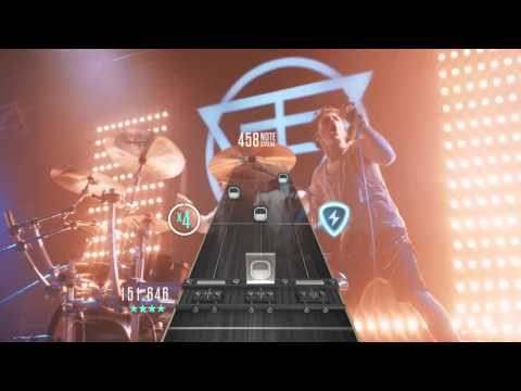 Shadow Moses - BMTH - Guitar Hero Live 100% FC #7