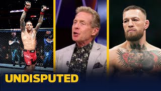 Skip & Shannon react to Conor McGregor breaking his leg against Dustin Poirier | UFC | UNDISPUTED