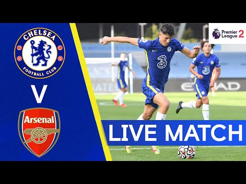 Chelsea v Arsenal | Premier League 2 | Live Match