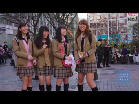 LGBT students bullied in Japan