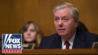 Sen. Lindsey Graham demands answers from the Justice Department