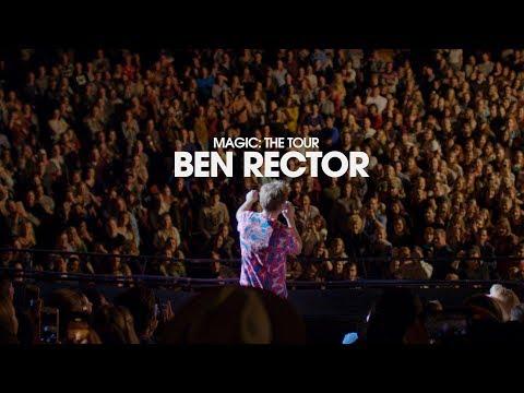 Ben Rector - Magic: The Tour (Short Film)