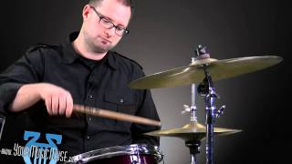 Online Drum Lessons - Phil Rudd Drum Technique On Back In Black By AC/DC
