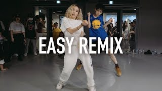 Easy (Remix) - DaniLeigh ft. Chris Brown / Isabelle Choreography