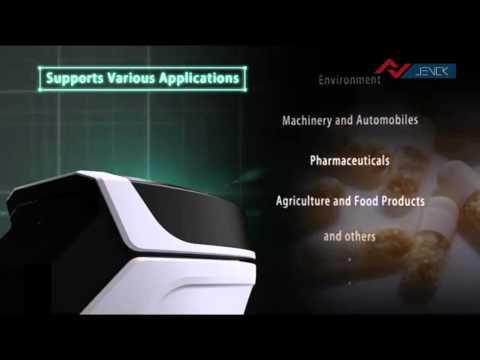 Espectrómetro de fluorescencia de rayos X dispersivo en energía | Shimadzu EDX-7000/8000