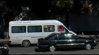 Microbuze supra-aglomerate în Chișinău