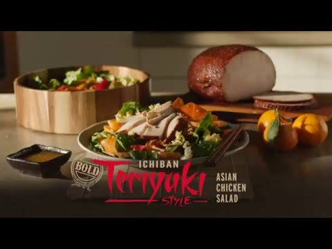Boar's Head Bold® Ichiban Teriyaki™ Style Chicken Salad