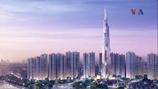 Khởi công xây dựng tòa nhà cao nhất Việt Nam