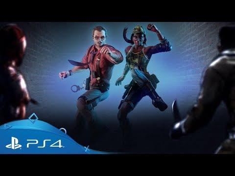 Raging Justice | Spilltrailer | PS4
