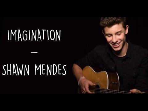 Imagination - Shawn Mendes (Lyrics)
