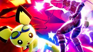 INSANE Pichu Plays In Super Smash Bros. Ultimate