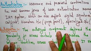 identity access management (iam) | cloud computing |by bhanu priya