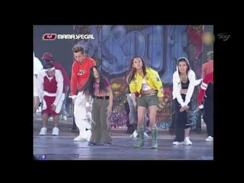 [CHF] 051127 Mnet 2005 KM Music Festival - BoA - Over The Top (Doyeon)