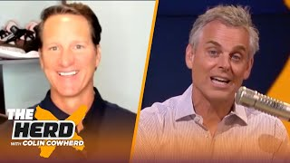 Cam is falling in line with the Patriot Way, talks Baker & Jimmy G — Danny Kanell | NFL | THE HERD