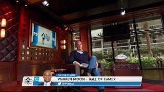 Warren Moon Calls in to The Rich Eisen Show (Full Interview) 10/20/14