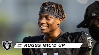 Henry Ruggs III Mic'd Up at 2020 Training Camp: