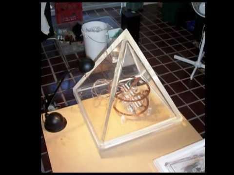 Pyramid Power Zero Point Pyramid Energy Youtube