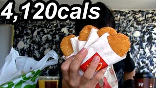 McDonald's Ultimate Breakfast Challenge