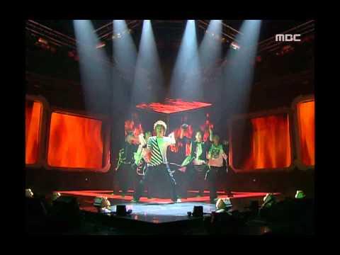 Super Junior - Sea of love, 슈퍼주니어 - 씨 오브 러브, Music Core 20060722