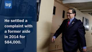 Rep. Farenthold won't seek reelection amid sexual harassment allegations