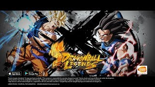 Dragon Ball Legends unleashed on mobile