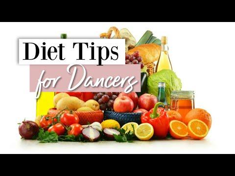 Diet for Dancers | Kathryn Morgan