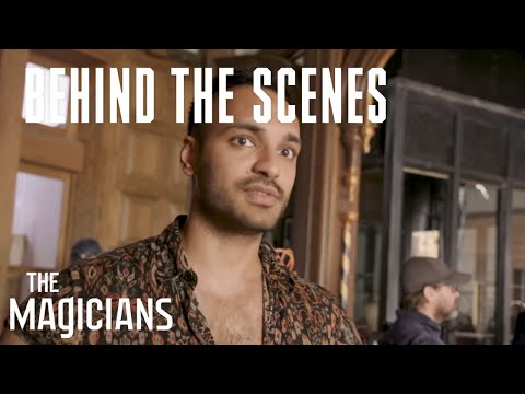 THE MAGICIANS | Season 4, Episode 13: Making Magic | SYFY