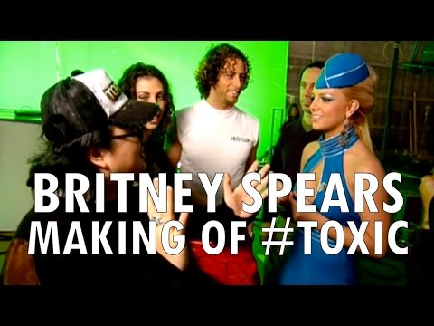 Britney Spears - Making of TOXIC | Behind The Scenes | @brianfriedman Creative & Choreography