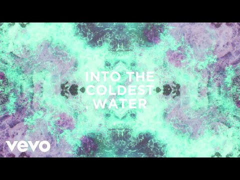 Walking On Cars - Coldest Water (Lyric Video)
