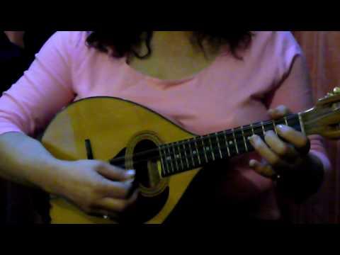 Uno mas grande que el templo 1era voz mandolina (lento)