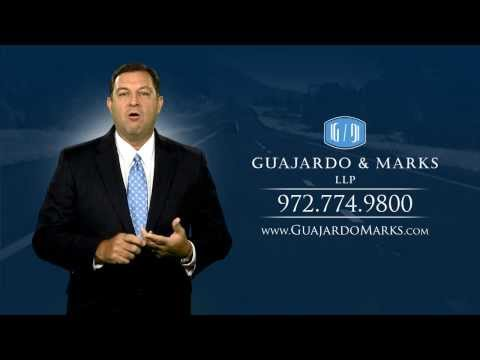 http://www.guajardomarks.com/dallas-car-accident-attorney/ Dallas injury attorneys Guajardo & Marks are here to help you following a car accident. We have decades of proven experience and understand all of the challenges you will...