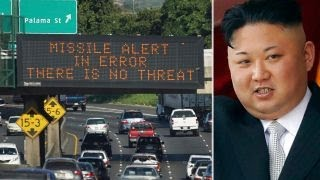 Hawaii missile alert scare highlights threat from NKorea