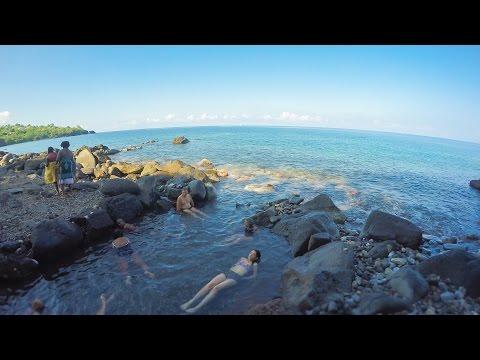 Source d'eau chaude Thomas, Bouillante, Guadeloupe