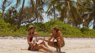 Raising our Child Abroad. BAHAMAS on a SAILBOAT. Ep.  203