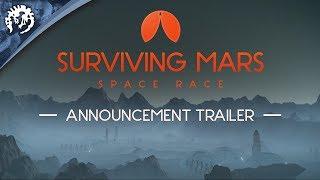 Surviving Mars - Space Race Bejelentés Trailer