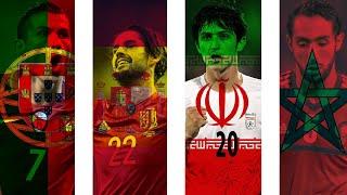 Portugal/Spain/Iran/Morocco | Group B (Trailer) | World Cup Russia 2018