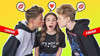 How Well Do I Know My CRUSH Challenge **BOYFRIEND TAG** 🔥💋| Piper Rockelle