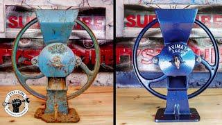 Old Mill Machine - Restoration