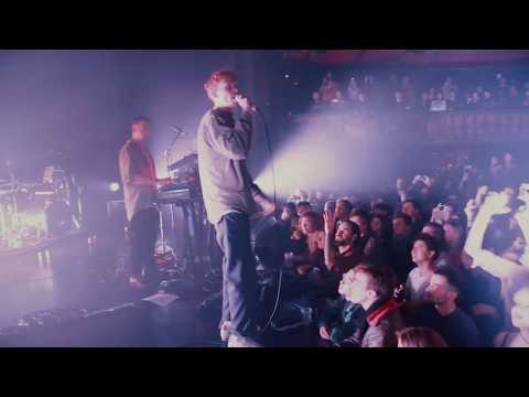 Mount Kimbie & King Krule - Live in Paris