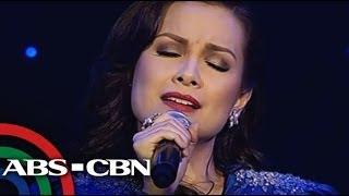 Lea Salonga sings Whitney Houston's 'Run To You & I Will Always Love You'